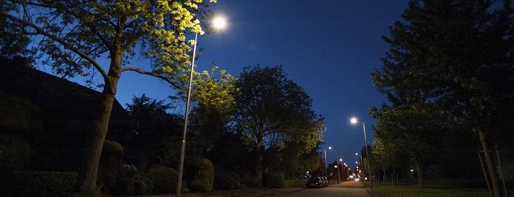 LED openbare verlichting