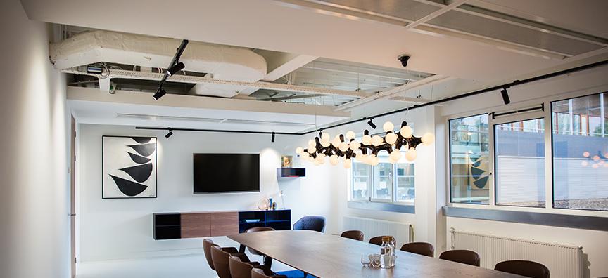 led kantoorverlichting