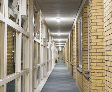 Appartementencomplexen Leiden