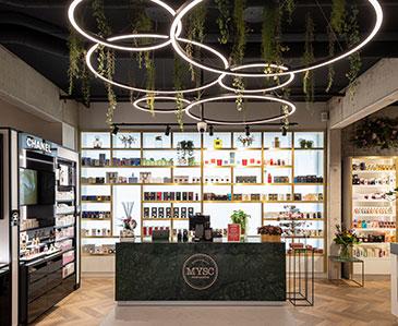 MYSC parfumerie in Rhoon kiest in nieuw pand voor Prolumia