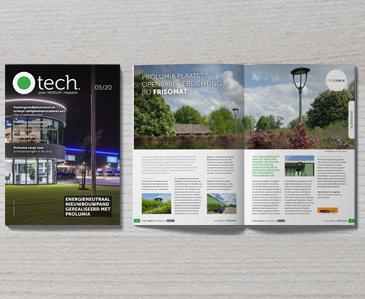 De 10e editie van het O tech. magazine is uit!