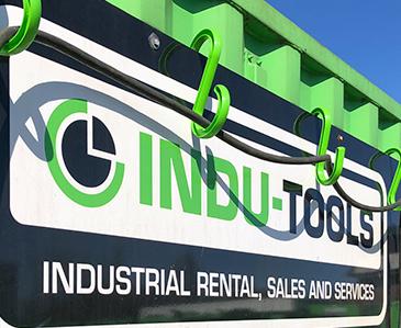 INDU-TOOLS werkt met Cablesafe