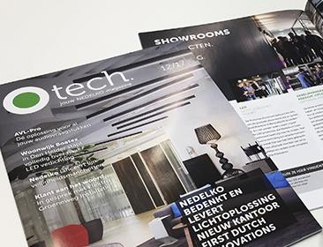 De 3e editie van het O tech. magazine is uit!