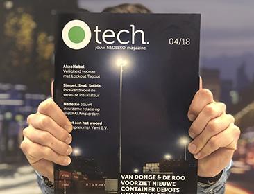 De 4e editie van het O tech. magazine is uit!
